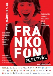 Affiche Frankovon Fesztival