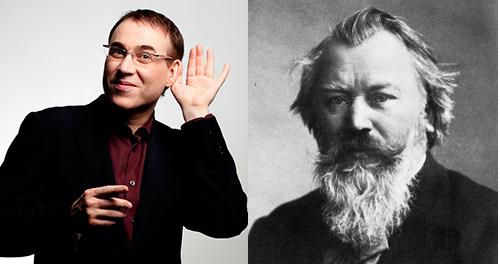 JF Zygel, J Brahms
