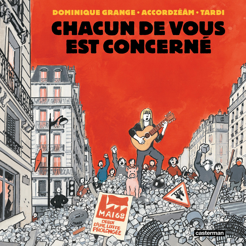 C1 Livre-Disque CHACUN DE VOUS